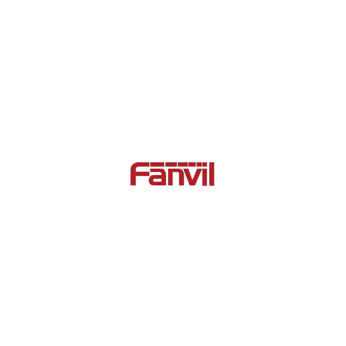 Fanvil Piastra per montaggio a filo parete da incasso, compatibile con i18S, i23S, i31S.