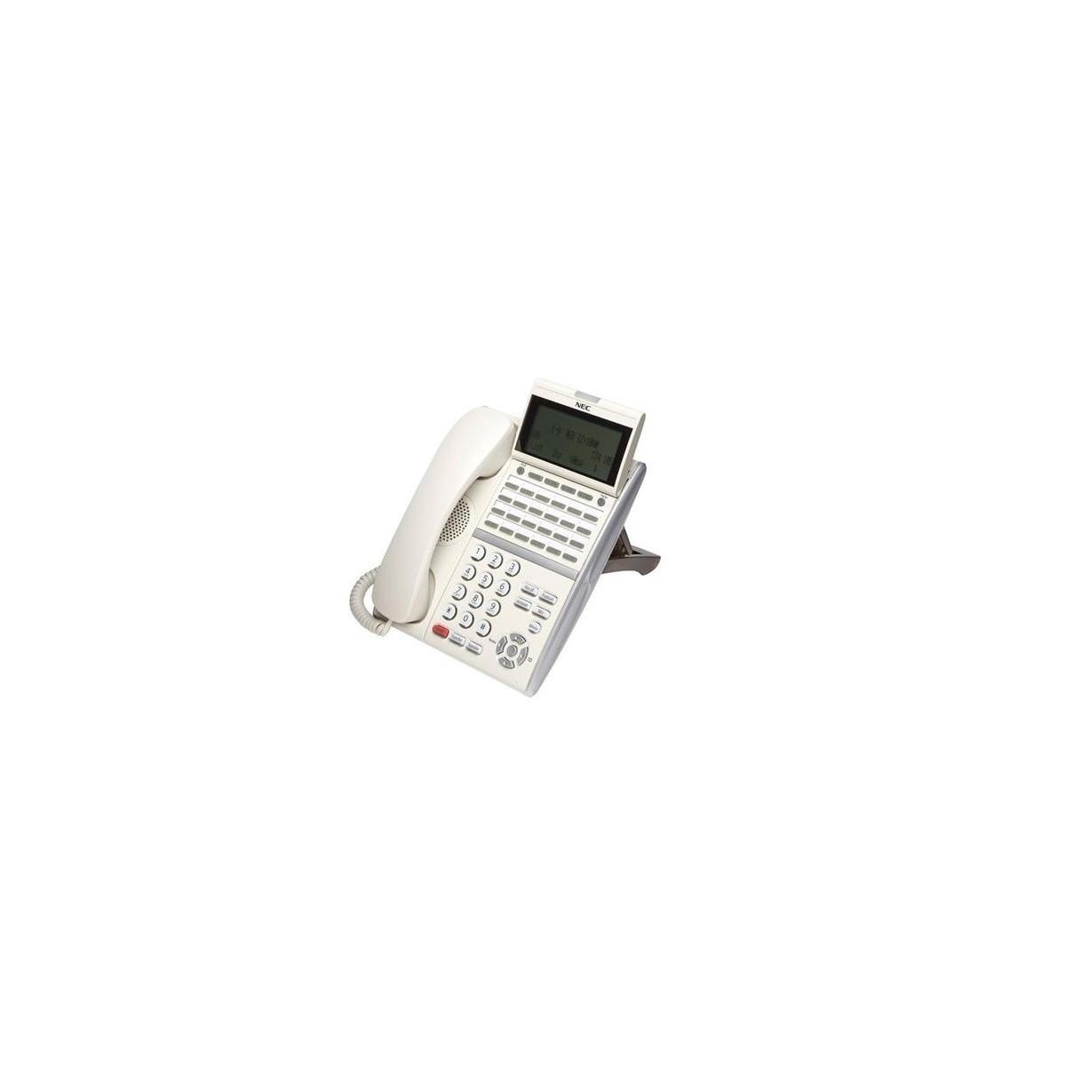 TELEFONO NEC DT410 DTZ-2E-3P(BK)TEL/BE113867