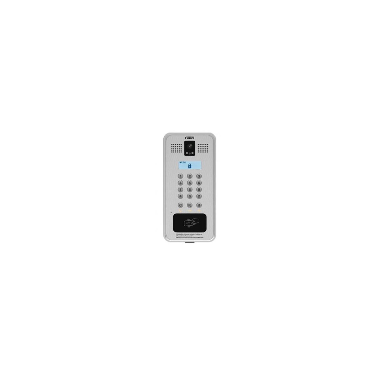 Fanvil i33V  video doorphone IP SIP