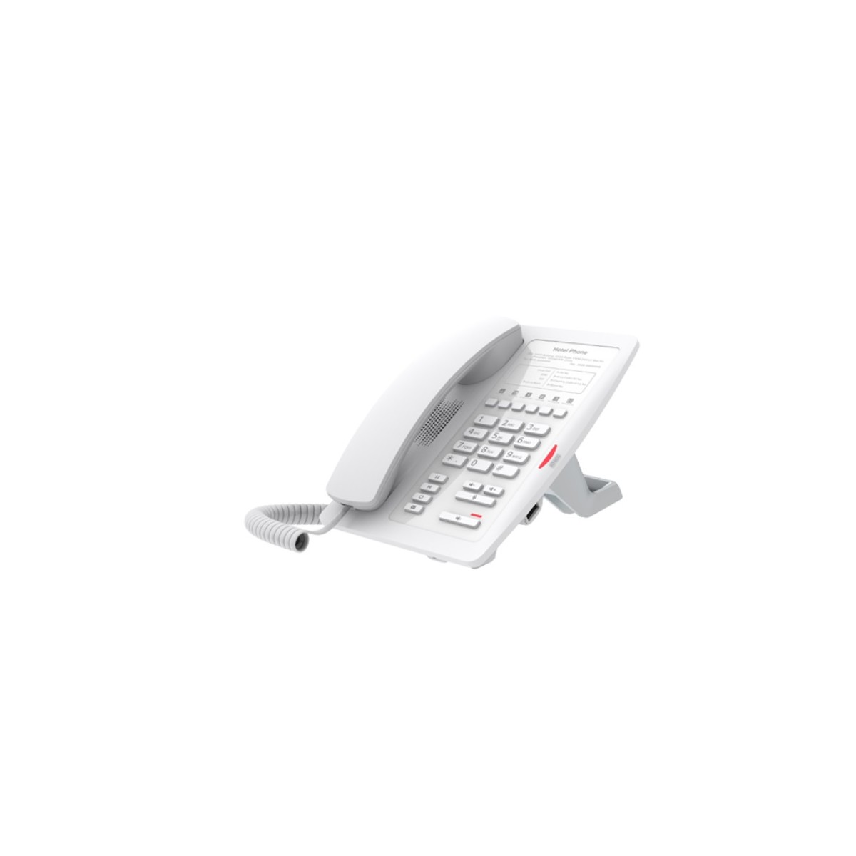 Telefono IP WiFi Serie Hotel - Basic
