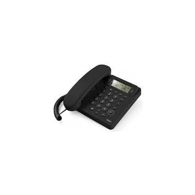 Telefoni  SAIET  multifunzione  EGO Nero