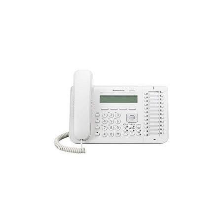 Telefono Digitale Panasonic KX‐DT543NE Bianco
