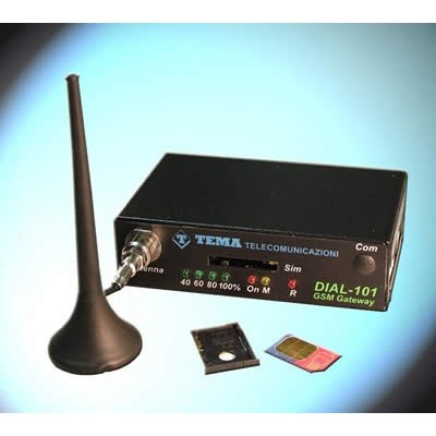TEMA Dial 101A Interfaccia GSM