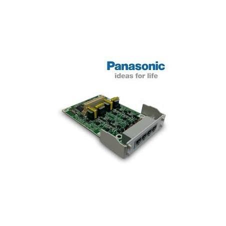 Panasonic Scheda di espansione per 4 linee urbane analogiche