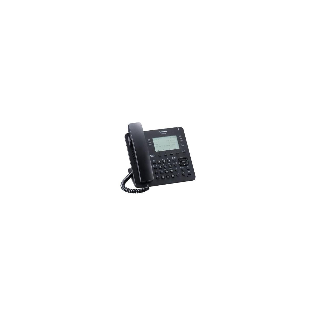 Telefoni Proprietari IP Panasonic KX‐NT630NE‐B