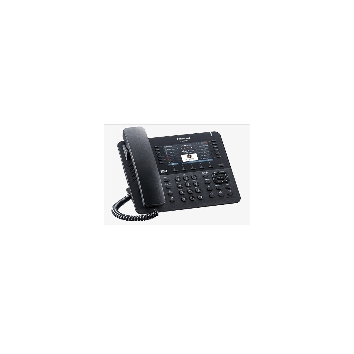 Telefoni Proprietari IP Panasonic KX‐NT680NE‐B