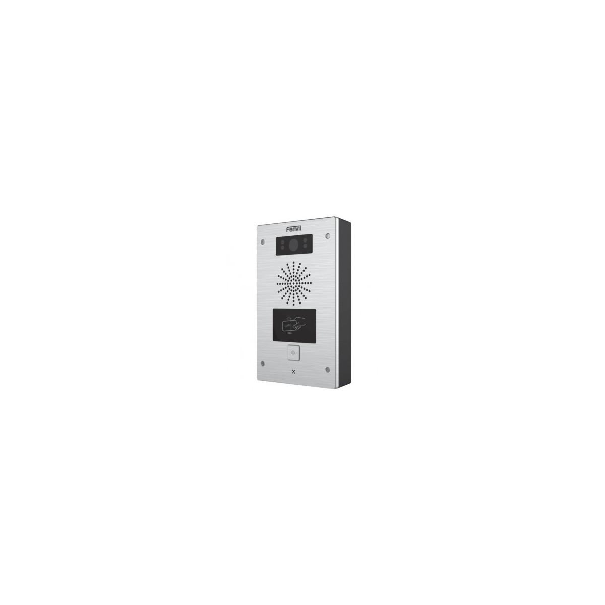 Citofono Fanvil i32V videocitofono IP IP65 RFID antivandalo IK10