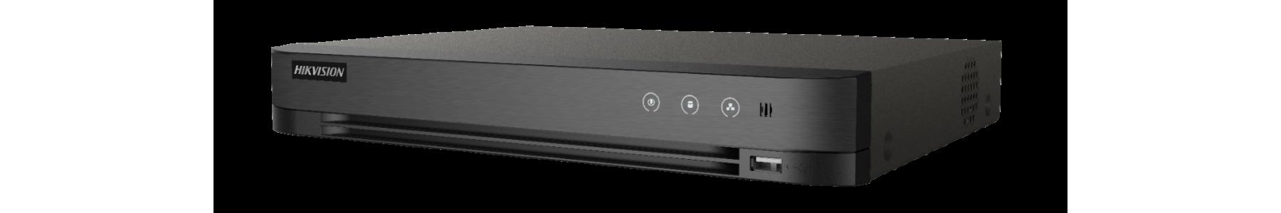 DVR SERIE 7200 HUHI PoC (Power Over Coax) HDD Incluso