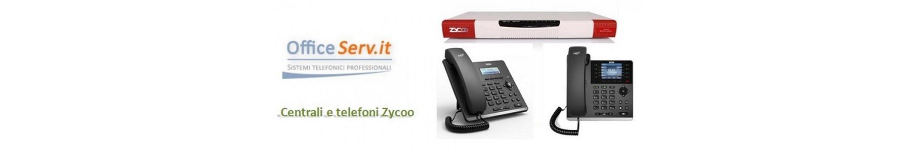 Centralini telefonici e telefoni  Zycoo