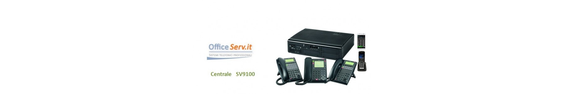 CENTRALE SV9100